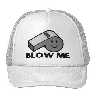 Blow Me Whistle Trucker Hat