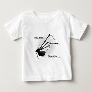 Blow More... Suck Less... (Modern) Baby T-Shirt