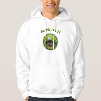 Blow On It Golf Hoodie