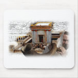 Blow the Shofar in Zion Mouse Pads