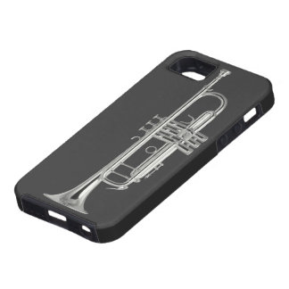 Blow the trumpet case iPhone 5 case