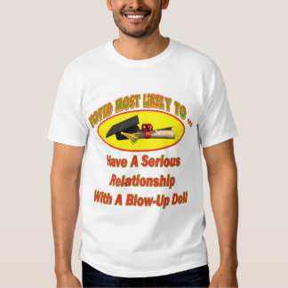Blow-Up Doll Relationship Shirt