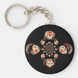 Blow-Up Frenzy! Keychain