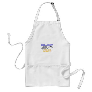Blow Your Own Whistle Adult Apron