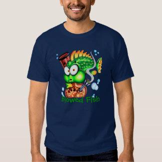 Blowed Fish T-shirt