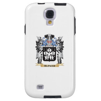 Blower Coat of Arms - Family Crest Galaxy S4 Case