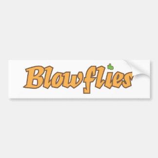 Blowflies Bumper Sticker