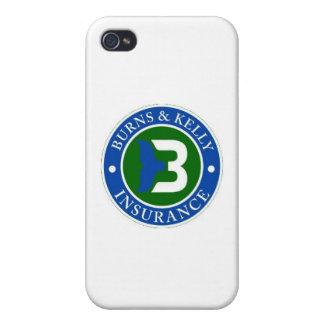 Blowholes iPhone Case
