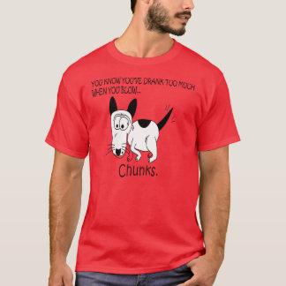 Blowin' Chunks T-Shirt