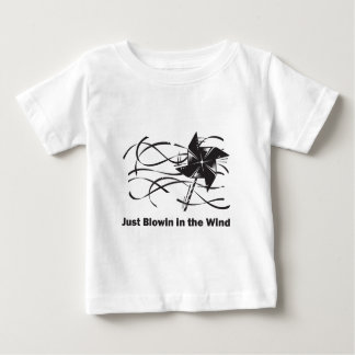 Blowin in the Wind Baby T-Shirt