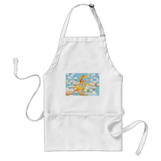 Blowing Bubbles Adult Apron