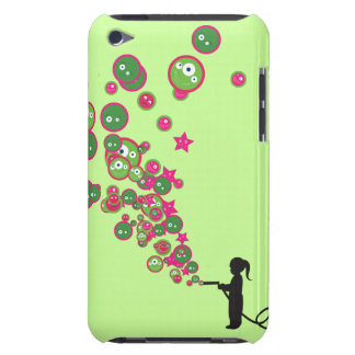 Blowing Bubbles iPod Touch Case