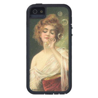 Blowing Bubbles iPhone 5/5S Cases