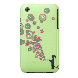 Blowing Bubbles iPhone 3 Case-Mate Cases