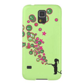 Blowing Bubbles Galaxy Nexus Cases