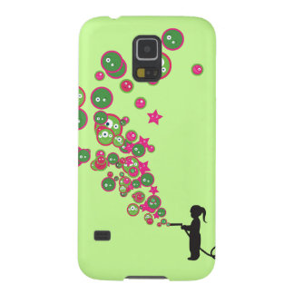 Blowing Bubbles Galaxy S5 Cover