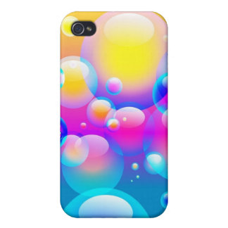 Blowing Bubbles I iPhone 4 Speck Case