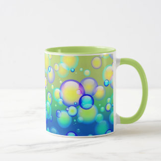 Blowing Bubbles III Mug