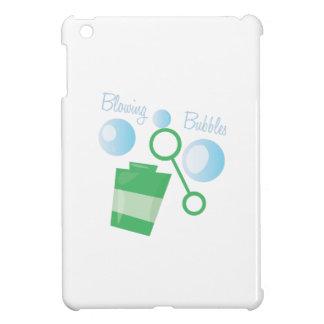 Blowing Bubbles iPad Mini Cover