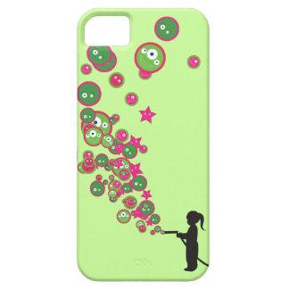 Blowing Bubbles iPhone SE/5/5s Case