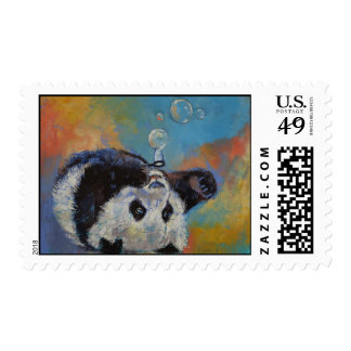 Blowing Bubbles Postage