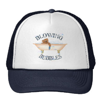 Blowing Bubbles Trucker Hat