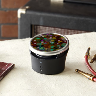 Blowing Colorful Bubbles Speaker