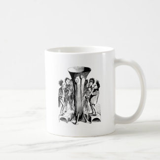 Blowing in the Wind [Instrument] Mugs
