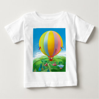 Blowing In The Wind Tee Shirt