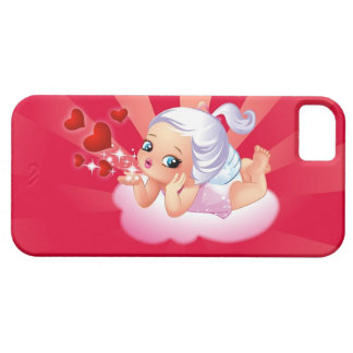 Blowing Kisses iPhone 5 Case