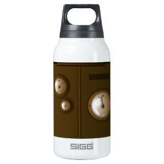 Blowing off Steam Insulated Water Bottle