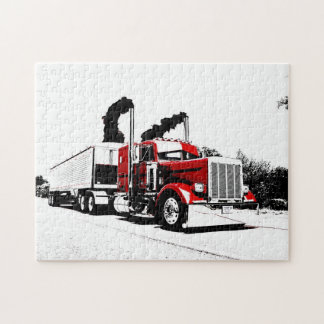 Blowing Through Peterbilt Puzzle