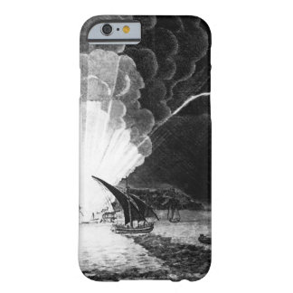 Blowing Up of the Fire Ship Intrepid commanded by Barely There iPhone 6 Case