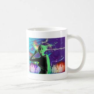 Blowing your Mind with Music Coffee Mug