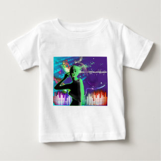 Blowing your mind with music t-shirt