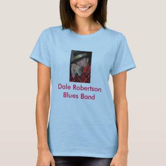 BlowingHarp, Dale RobertsonBlues Band T-Shirt