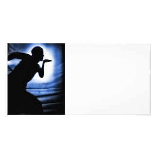 blowkiss picture card