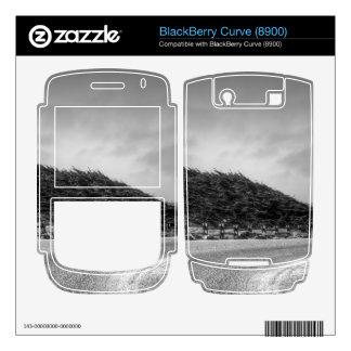 Blown Away Skin For BlackBerry