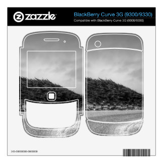 Blown Away Skins For The BlackBerry