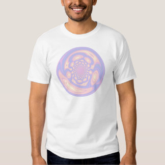 Blown Lava Glass 'Your Text Here' Tees