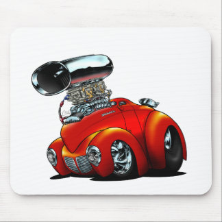 Blown Willys Mouse Pad