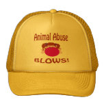 Blows Animal Abuse Hat