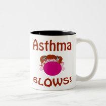Blows Asthma Mug