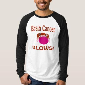 Blows Brain Cancer Shirt
