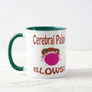 Blows Cerebral Palsy Mug