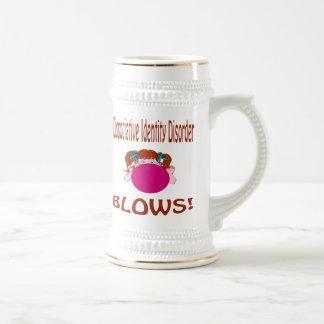Blows Dissociative Identity Disorder Mug
