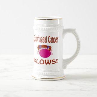 Blows Esophageal Cancer Mug