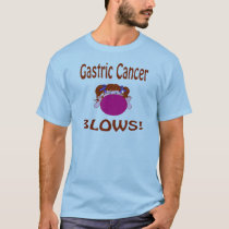 Blows Gastric Cancer Shirt