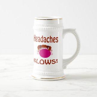 Blows Headaches Mug
