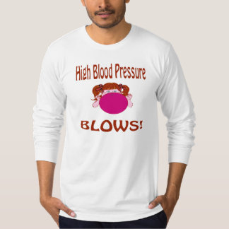 Blows High Blood Pressure Shirt